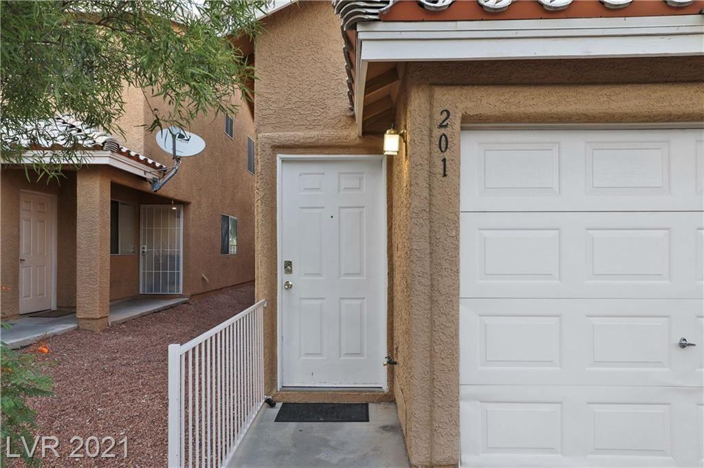 Photo of 8012 Celestial Avenue #201, Las Vegas, NV 89128 (MLS # 2334045)