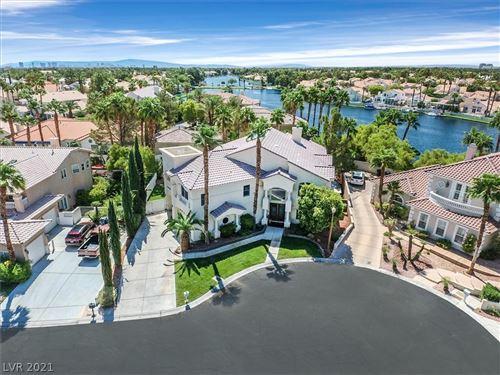 Photo of 8133 Desert Jewel Circle, Las Vegas, NV 89128 (MLS # 2328047)