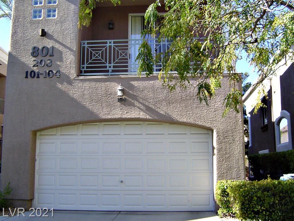 Photo of 801 Dana Hills Court #104, Las Vegas, NV 89134 (MLS # 2246047)
