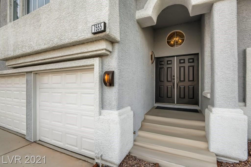 Photo of 7555 Poppy Meadow Street, Las Vegas, NV 89123 (MLS # 2341047)