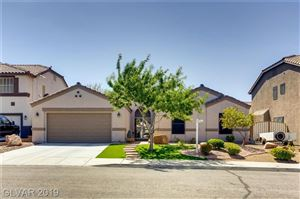 Photo of 1083 OUTLOOK Court, Henderson, NV 89002 (MLS # 2124048)