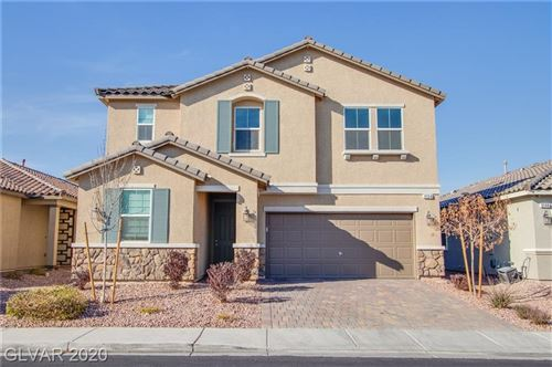 Photo of 9154 ELLINGTON HILL Lane, Las Vegas, NV 89148 (MLS # 2168048)