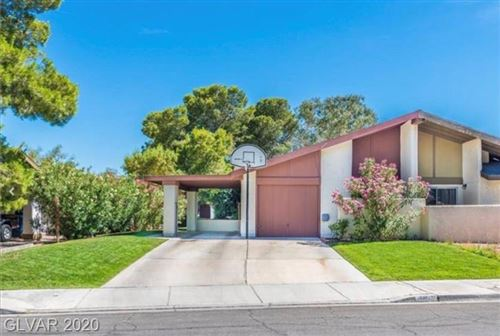 Photo of 6701 FLORA Drive, Las Vegas, NV 89103 (MLS # 2150049)