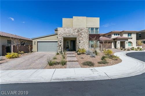 Photo of 2964 BEXLEY RIDGE Court, Henderson, NV 89044 (MLS # 2154050)
