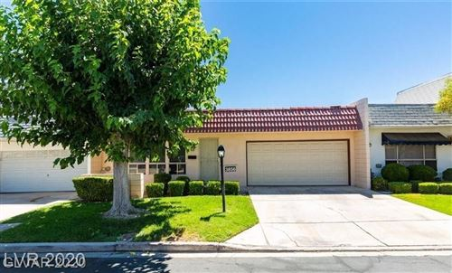 Photo of 3856 SINCLAIR Street, Las Vegas, NV 89121 (MLS # 2165050)