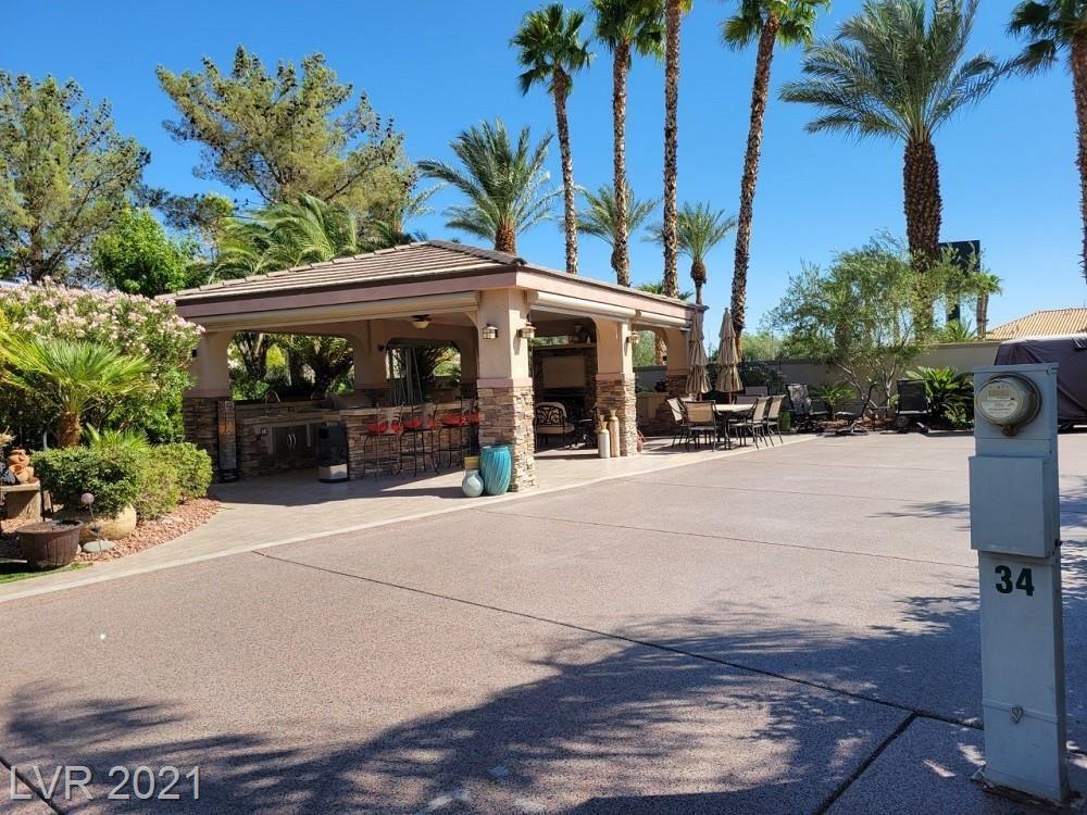 Photo of 8175 Arville Street #34, Las Vegas, NV 89139 (MLS # 2334050)