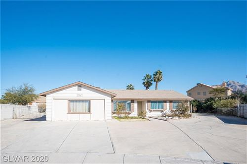 Photo of 5740 ECLIPSE Street, Las Vegas, NV 89110 (MLS # 2164051)