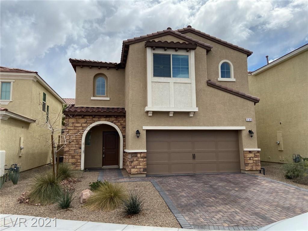 Photo of 149 ELM REED Avenue, Las Vegas, NV 89148 (MLS # 2284053)