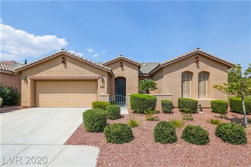 Photo of 10210 Rarity Avenue, Las Vegas, NV 89135 (MLS # 2223054)