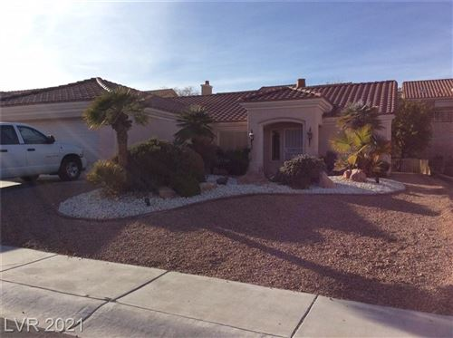 Photo of 2721 Byron Drive, Las Vegas, NV 89134 (MLS # 2260054)