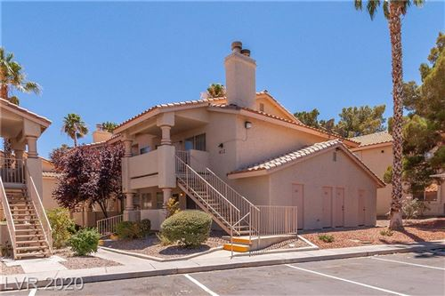 Photo of 912 Boulder Springs Drive #102, Las Vegas, NV 89128 (MLS # 2213055)