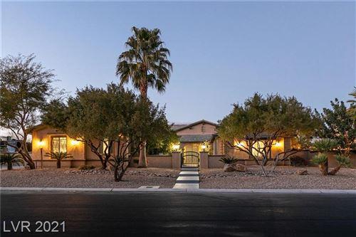 Photo of 7008 Via Campanile Avenue, Las Vegas, NV 89131 (MLS # 2264055)