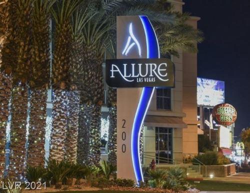 Photo of 200 West Sahara Avenue #1504, Las Vegas, NV 89102 (MLS # 2327055)