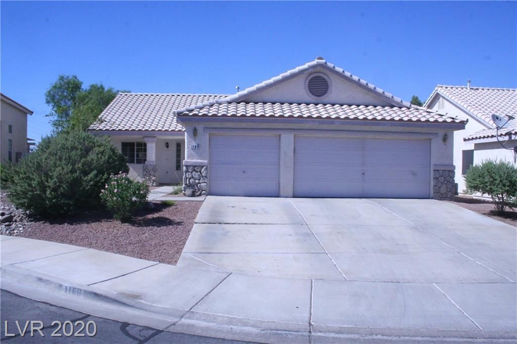 Photo of 1160 Kabuki Avenue, Henderson, NV 89074 (MLS # 2212055)