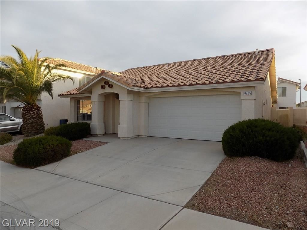 Photo of 8705 BLAZING SADDLE Avenue, Las Vegas, NV 89129 (MLS # 2160056)