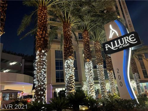 Photo of 200 West Sahara Avenue #605, Las Vegas, NV 89102 (MLS # 2342057)