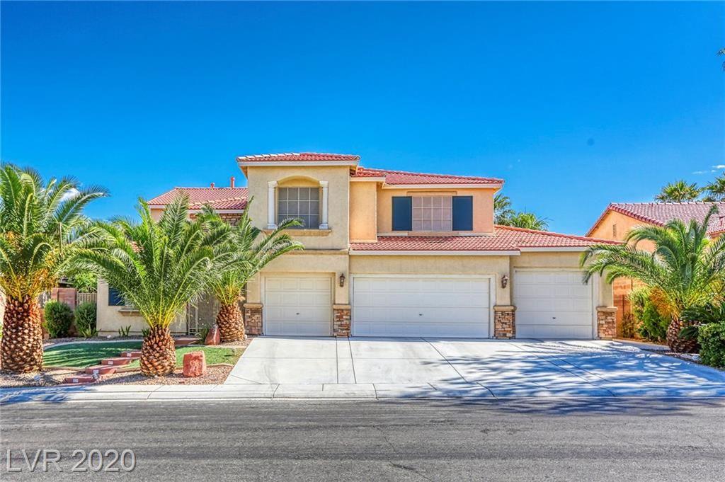 Photo of 1509 Barrington Oaks Street, North Las Vegas, NV 89084 (MLS # 2207057)
