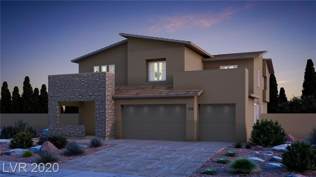 Photo of 12428 PINE BEND AVE Street, Las Vegas, NV 89138 (MLS # 2213057)