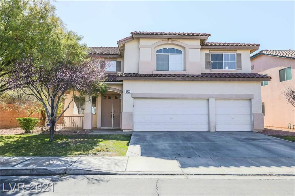 Photo of 2707 Cool Lilac Avenue, Henderson, NV 89052 (MLS # 2274057)