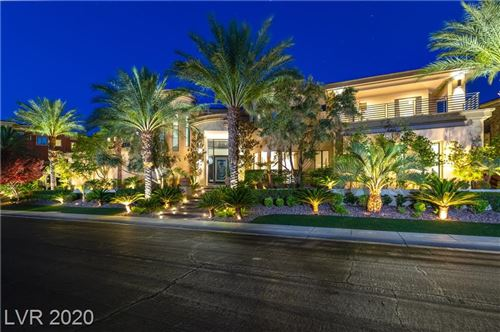 Photo of 1493 FOOTHILLS VILLAGE Drive, Henderson, NV 89012 (MLS # 2217058)
