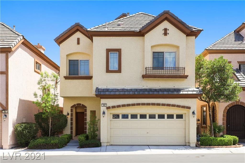 Photo of 368 Hanbury Manor Lane, Las Vegas, NV 89145 (MLS # 2287058)
