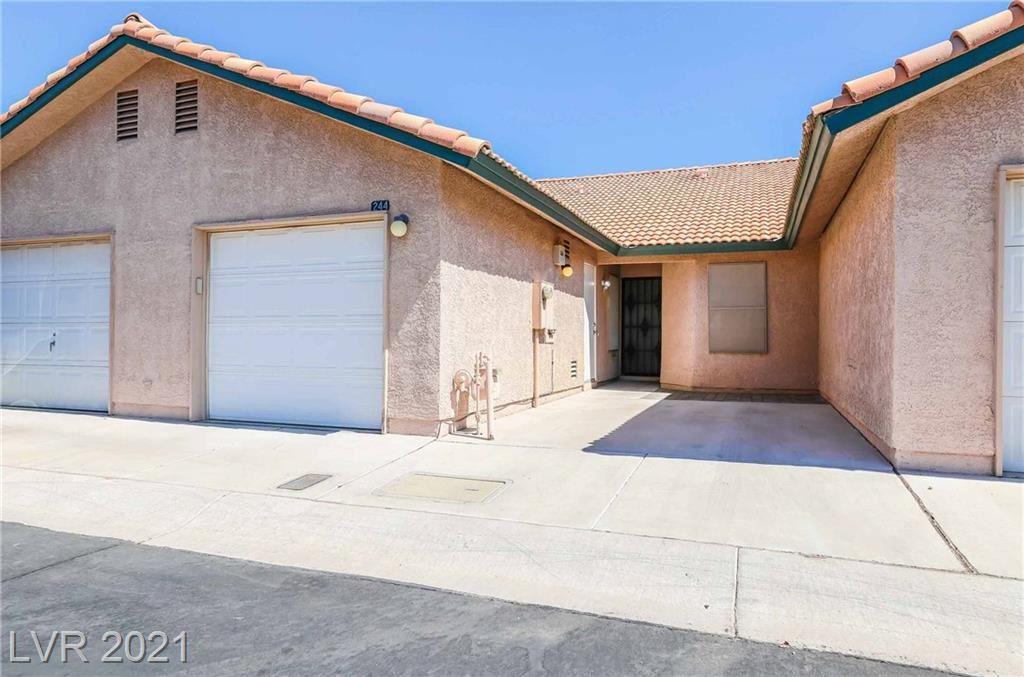 Photo of 244 Yardarm Way, Las Vegas, NV 89145 (MLS # 2334058)