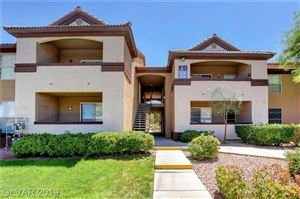 Photo of 231 HORIZON RIDGE #424, Henderson, NV 89012 (MLS # 2085059)