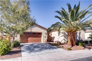 Photo of 6114 TARRANT RANCH Road, Las Vegas, NV 89131 (MLS # 2126059)