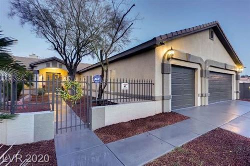 Photo of 3888 QUADREL Street, Las Vegas, NV 89129 (MLS # 2168059)