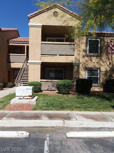 Photo of 2300 SILVERADO RANCH Boulevard #1062, Las Vegas, NV 89123 (MLS # 2243060)