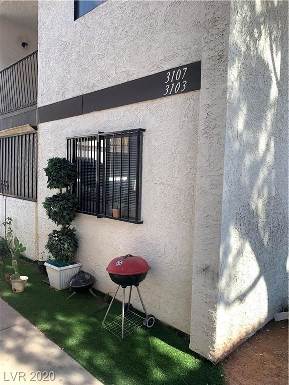 Photo of 3103 Plumwood #101, North Las Vegas, NV 89030 (MLS # 2201060)