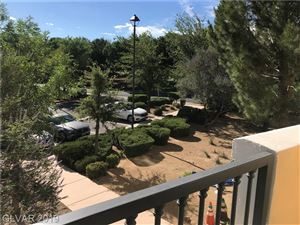 Photo of 29 MONTELAGO Boulevard #249, Henderson, NV 89011 (MLS # 2071061)