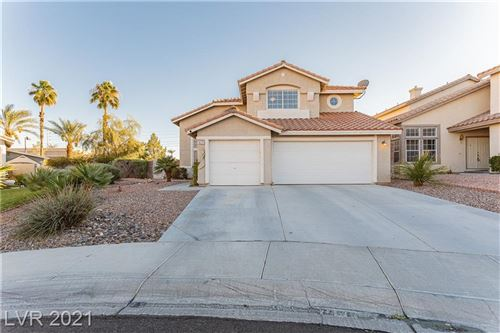 Photo of 9221 Valador Avenue, Las Vegas, NV 89129 (MLS # 2345061)