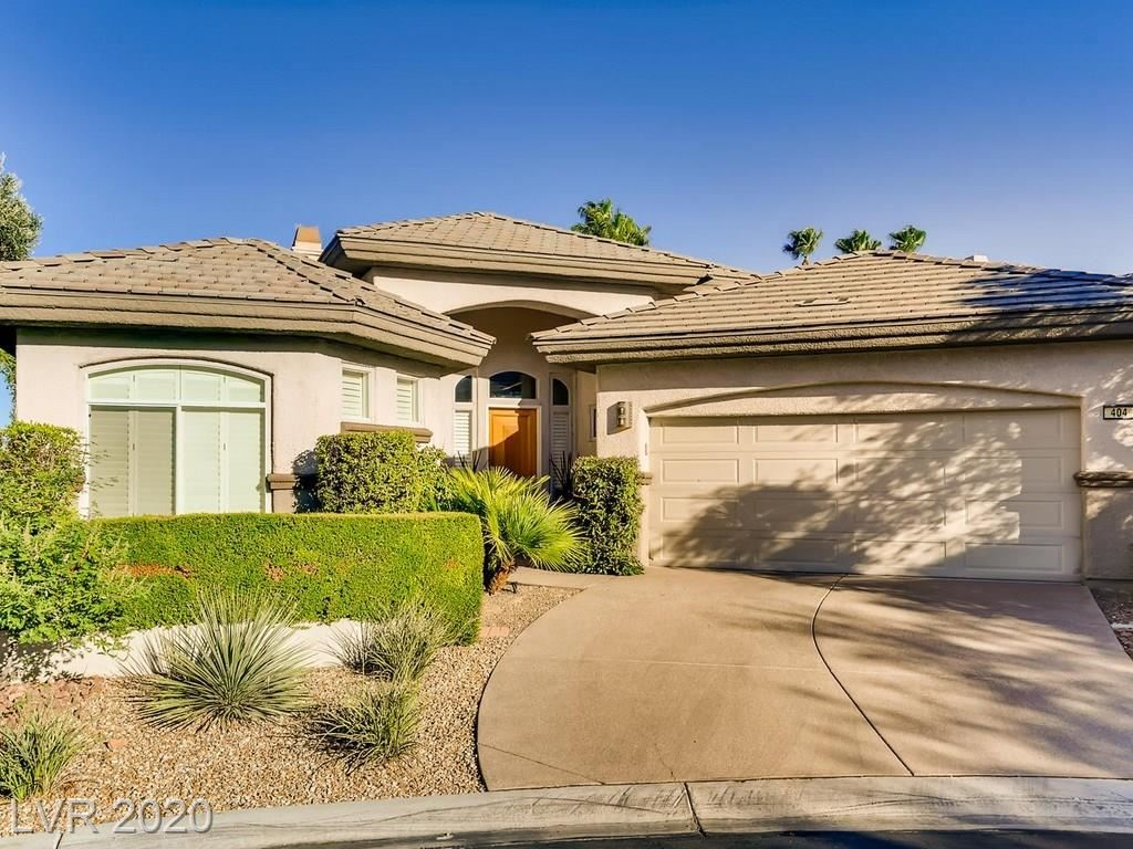Photo of 404 SUMMER MESA Drive, Las Vegas, NV 89144 (MLS # 2164061)