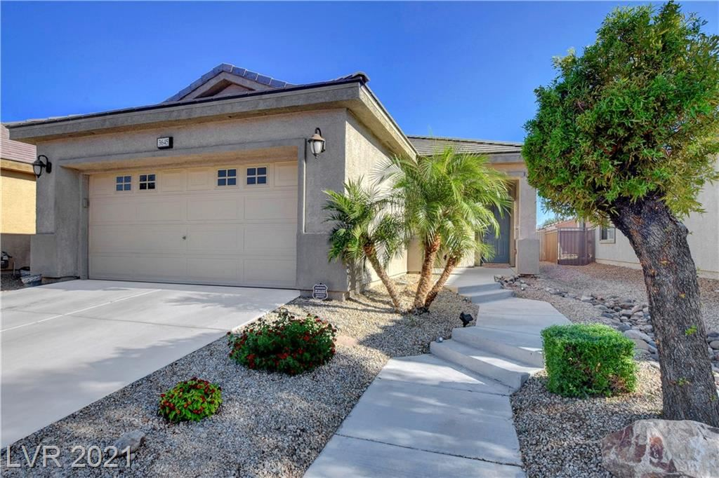 Photo of 3645 Citrus Heights Avenue, North Las Vegas, NV 89081 (MLS # 2333061)