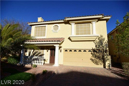 Photo of 10924 Carberry Hill, Las Vegas, NV 89141 (MLS # 2180063)