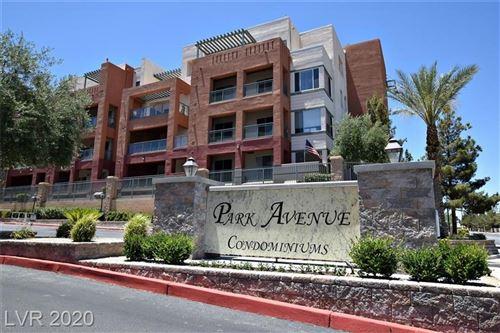 Photo of 59 Agate Avenue #404, Las Vegas, NV 89123 (MLS # 2230064)