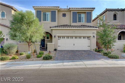 Photo of 9677 Canyon Landing Avenue, Las Vegas, NV 89166 (MLS # 2233064)