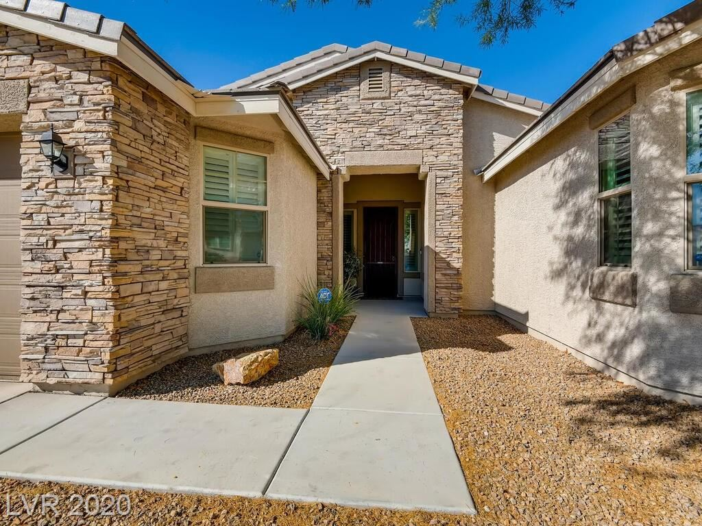 Photo of 711 Flaming Cliffs Court, Henderson, NV 89014 (MLS # 2240064)