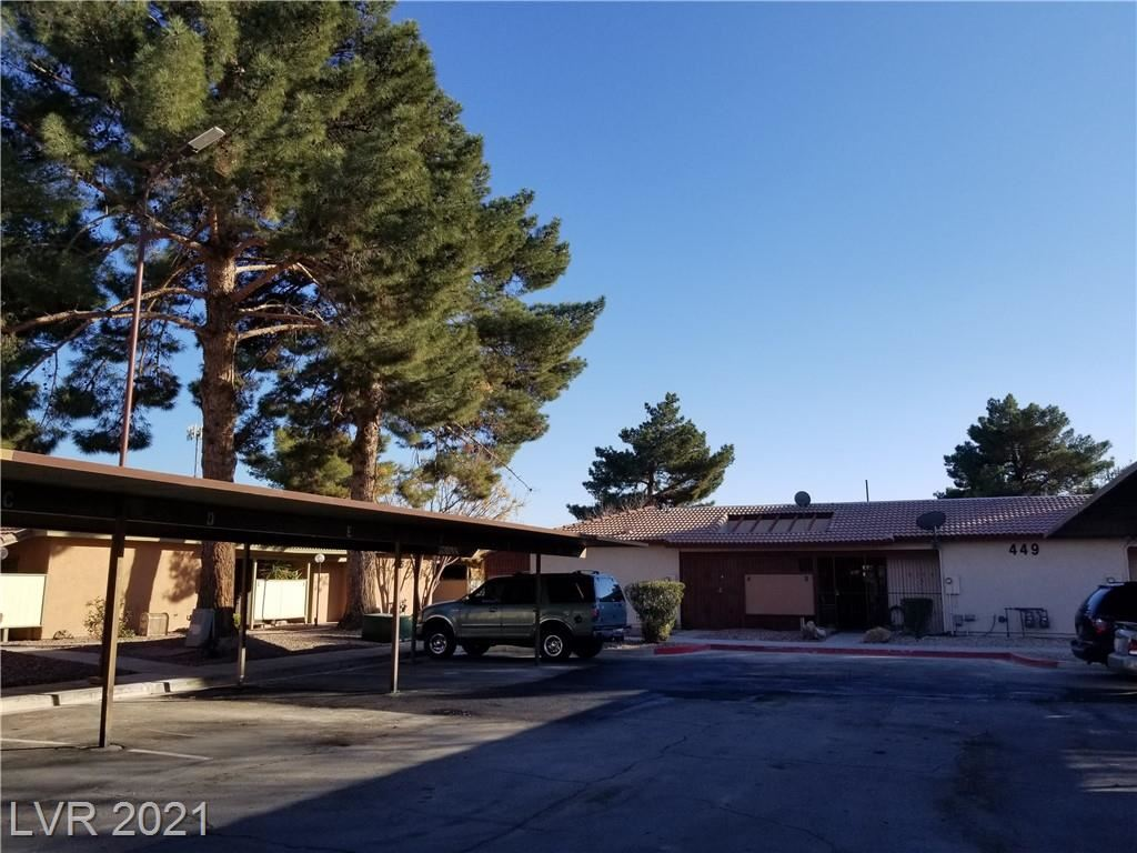449 Lamb Boulevard #F, Las Vegas, NV 89110 - MLS#: 2284064