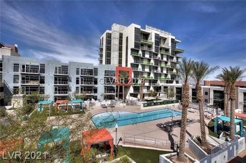 Photo of 353 Bonneville #1201, Las Vegas, NV 89101 (MLS # 2341065)