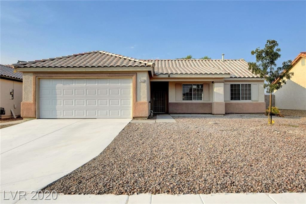 Photo of 422 MONTESSA Avenue, North Las Vegas, NV 89031 (MLS # 2232065)