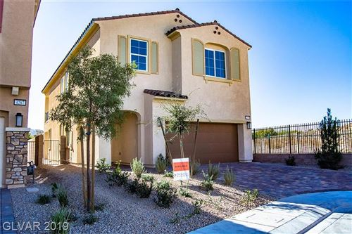 Photo of 4293 PARAGON HIGHLANDS Avenue, Las Vegas, NV 89141 (MLS # 2122066)