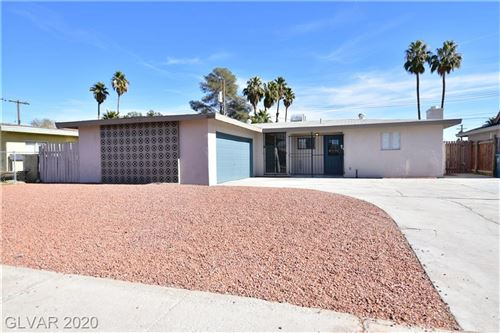 Photo of 2613 LAS VERDES Street, Las Vegas, NV 89102 (MLS # 2172066)