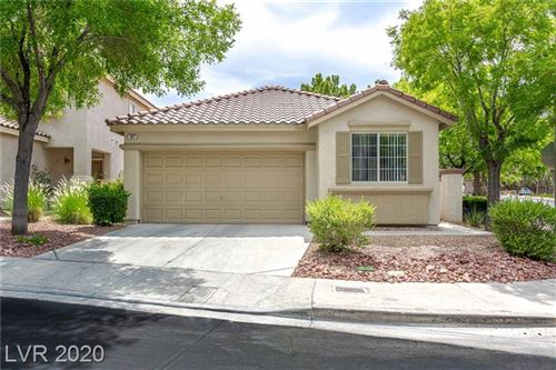 Photo of 167 Mountainside Drive, Henderson, NV 89012 (MLS # 2202066)