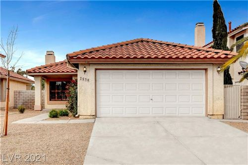 Photo of 2530 Wolverton Avenue, Henderson, NV 89074 (MLS # 2274066)