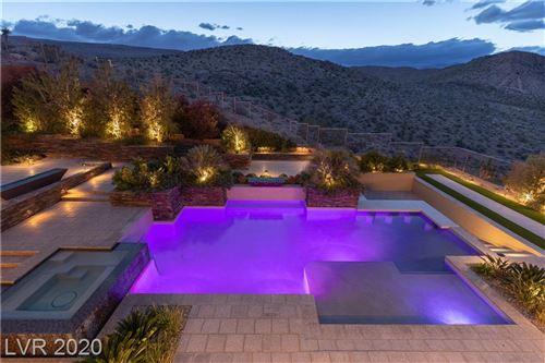 Photo of 19 Midnight Ridge, Las Vegas, NV 89135 (MLS # 2188067)