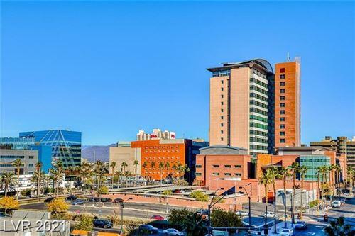 Photo of 353 East Bonneville Avenue #215, Las Vegas, NV 89101 (MLS # 2317067)