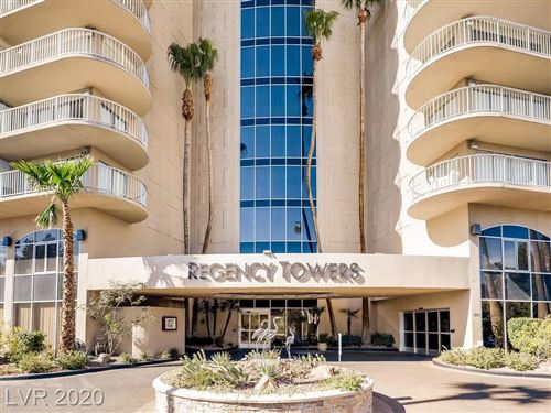 Photo of 3111 BEL AIR Drive #7H, Las Vegas, NV 89109 (MLS # 2176068)