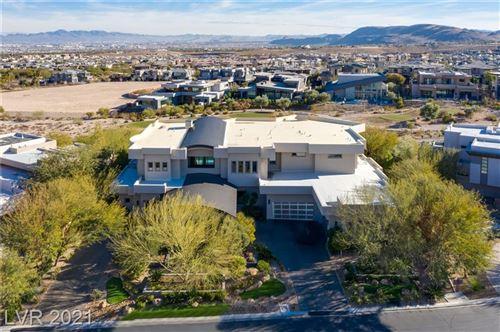 Photo of 23 HAWK RIDGE Drive, Las Vegas, NV 89135 (MLS # 2268068)
